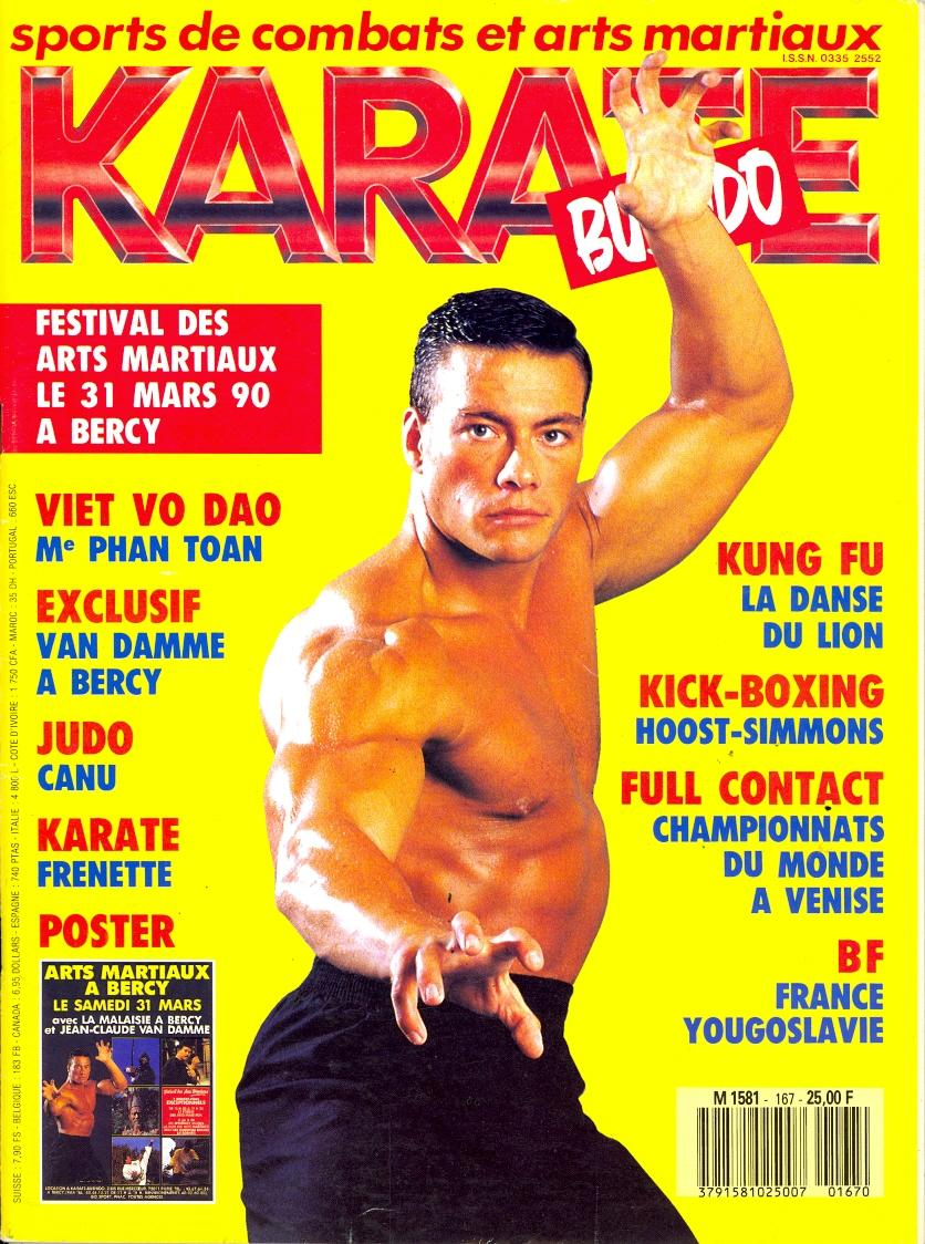03/90 Karate Bushido (French)
